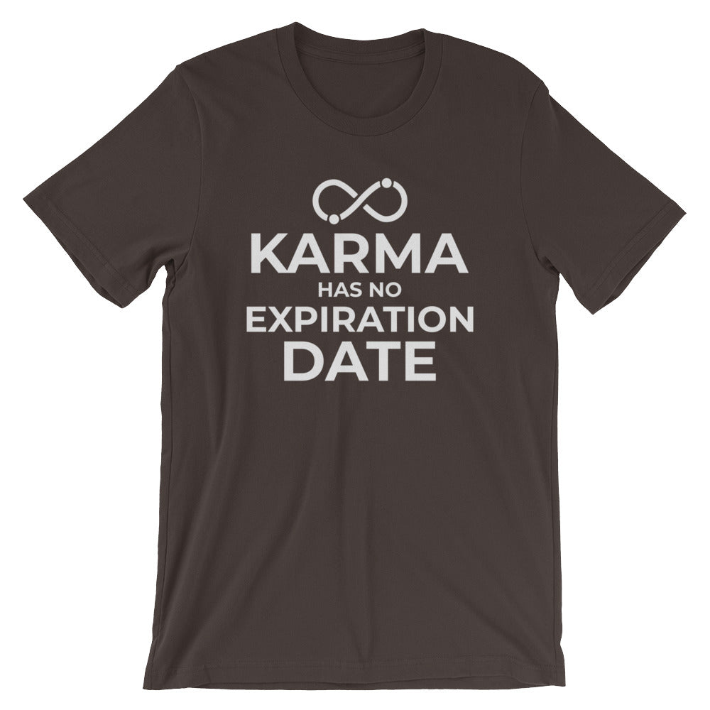 Karma Unisex Short-Sleeve T-Shirt
