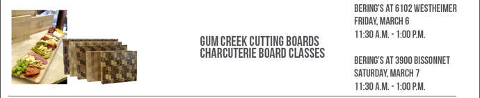 How to Make a Charcuterie Board - Class with Gum Creek 3/6 & 3/7