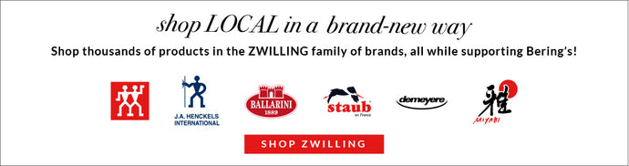 Shop All Things ZWILLING Online!