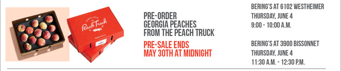 The Peach Truck Tour, 6/4
