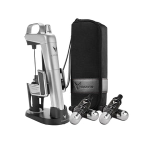 Coravin Model Two Elite Pro Wine System - Silver