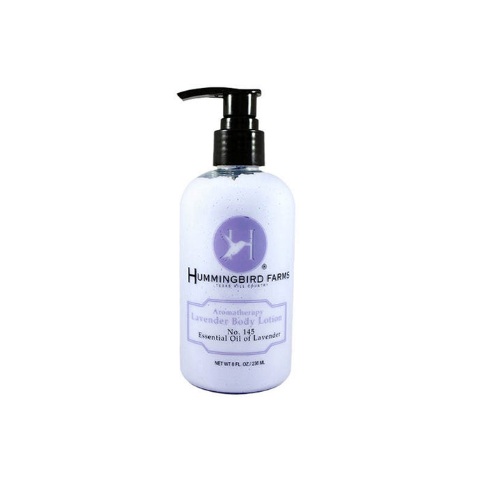 Hummingbird Farms Farmhouse Lavender Body Lotion