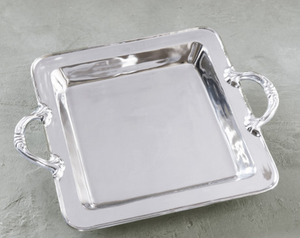 PEARL David Deep Square Tray - Large by Beatriz Ball