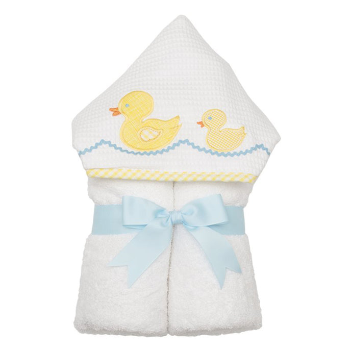 3 Marthas Yellow Duck Everykid Towel