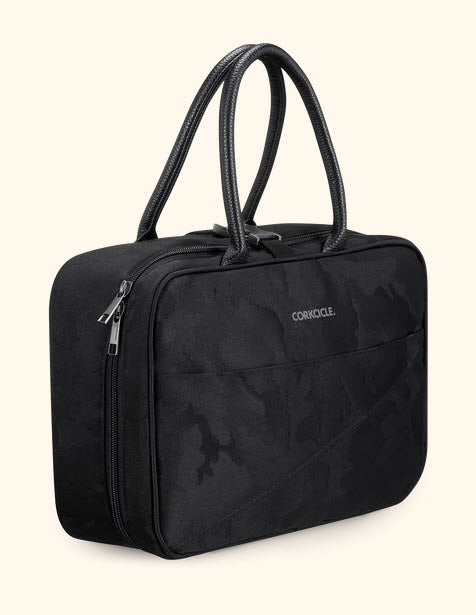 Baldwin Boxer Lunch Bag - Black Camo - Corkcicle