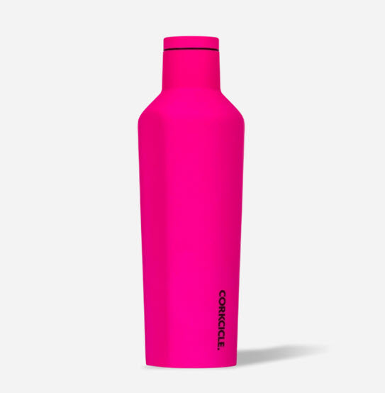 Neon Lights Canteen - Corkcicle