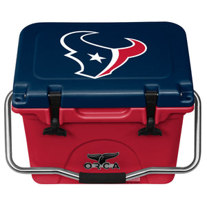 Orca Houston Texans Cooler - 20 Qt
