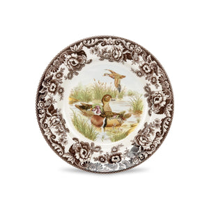 Spode Woodland Salad Plate - Wood Duck