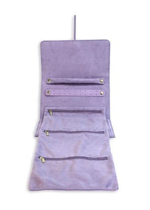 Luxe Pop Jewlery Wrap in Lilac