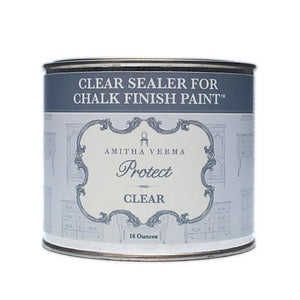 Amitha Verma Protect Clear Sealer for Chalk Finish Paint