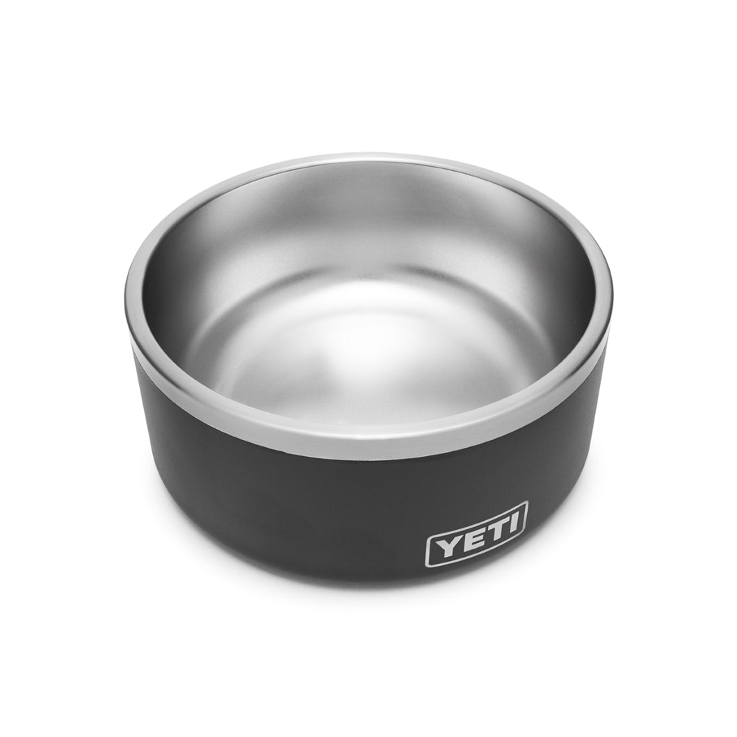 Yeti Boomer 8 Dog Bowl - Black