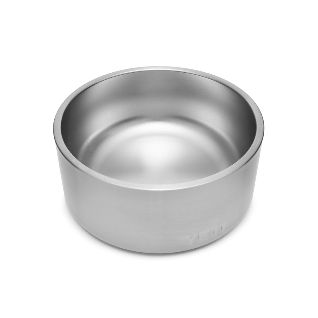 Yeti Boomer 8 Dog Bowl - Stainless