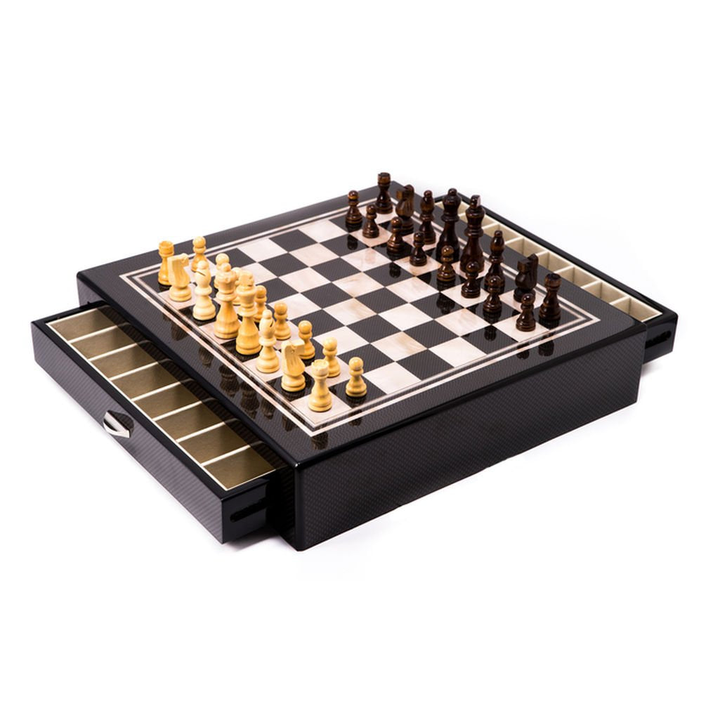 Bey-Berk Chess Table