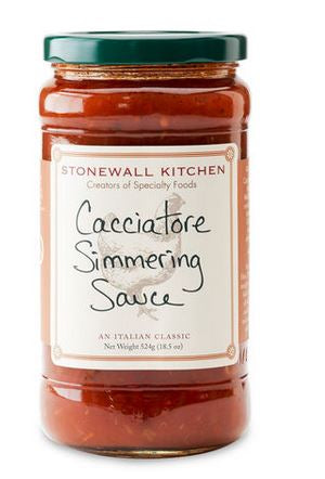 Cacciatore Simmering Sauce by Stonewall Kitchen