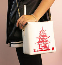 Load image into Gallery viewer, Sasa Chinese Take-Out Handbag