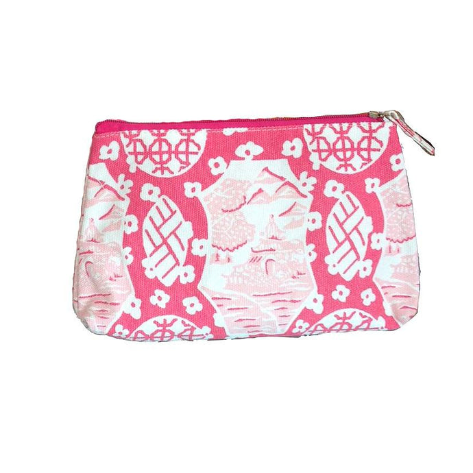 Dana Gibson Canton Pink Travel Bag