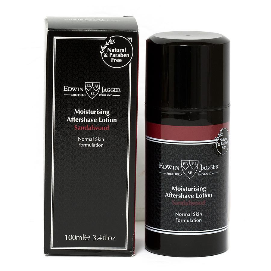 Edwin Jagger Moisturizing Sandalwood Aftershave Lotion