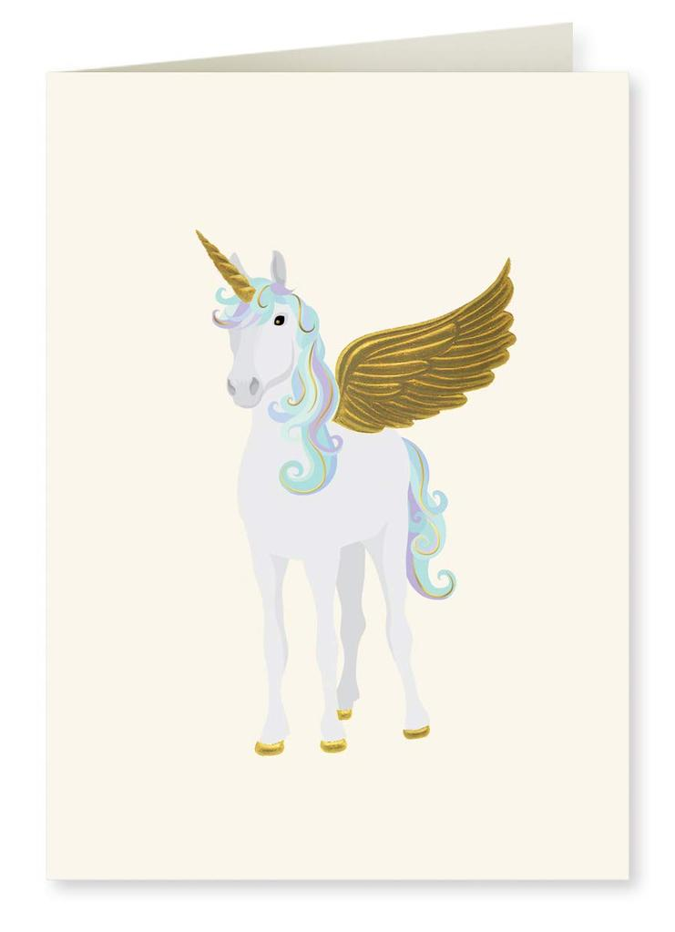 Faux Designs Unicorn Cards