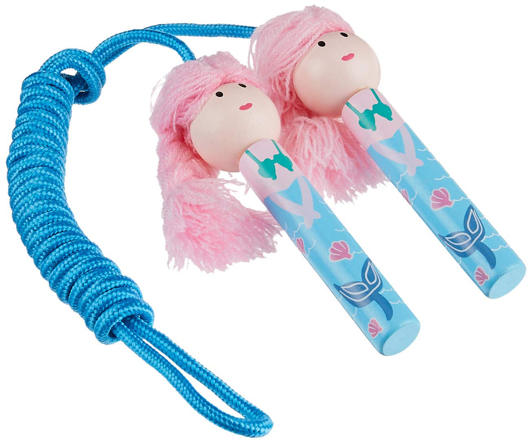 Floss & Rock Mermaid Skipping Rope