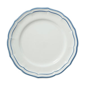 Gien Filet Bleu Dinner Plate