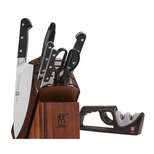 Zwilling Pro 7 Piece Knife Block Set