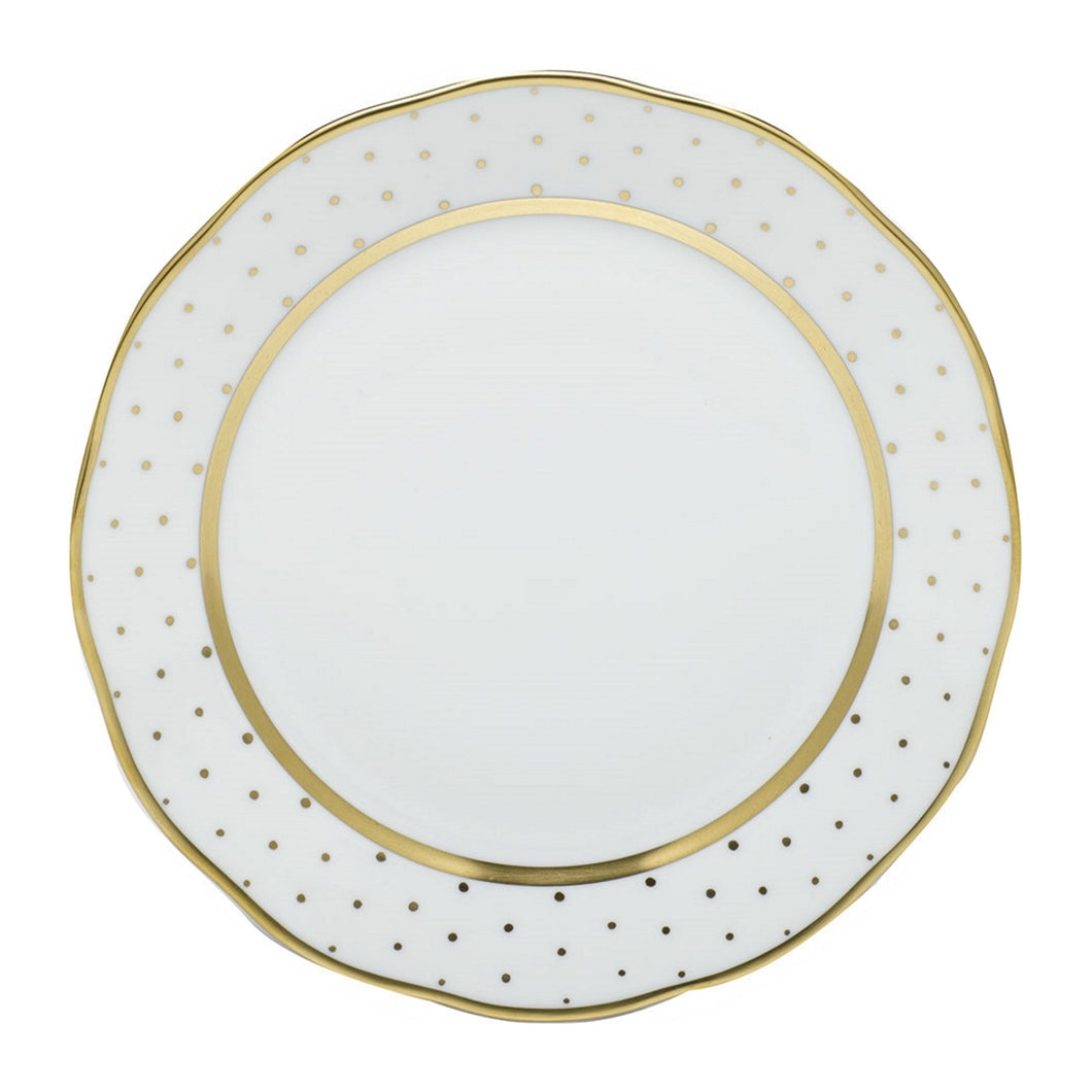Herend Connect the Dots Dinner Plate