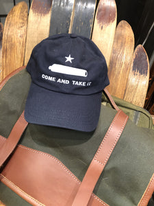 Come and Take It Embroidered Cap