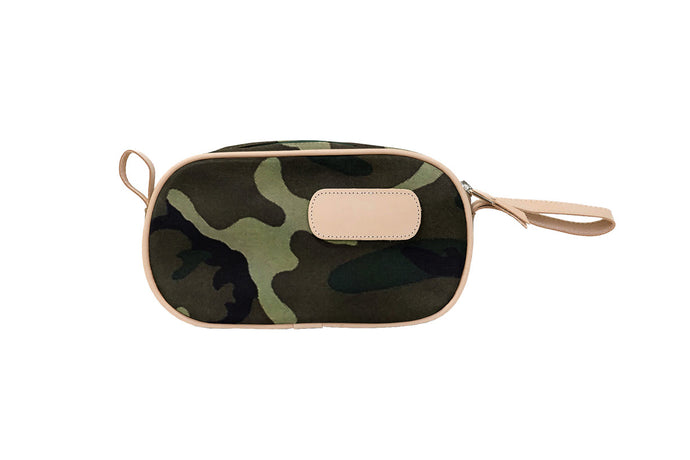Jon Hart Shave Kit with Monogram - Camo