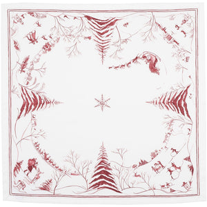 Juliska Country Estate Winter Frolic Napkin