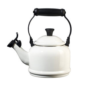 Le Creuset Demi Kettle - White