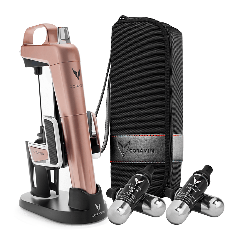 Coravin Model Two Elite Pro Wine System - Rose Gold