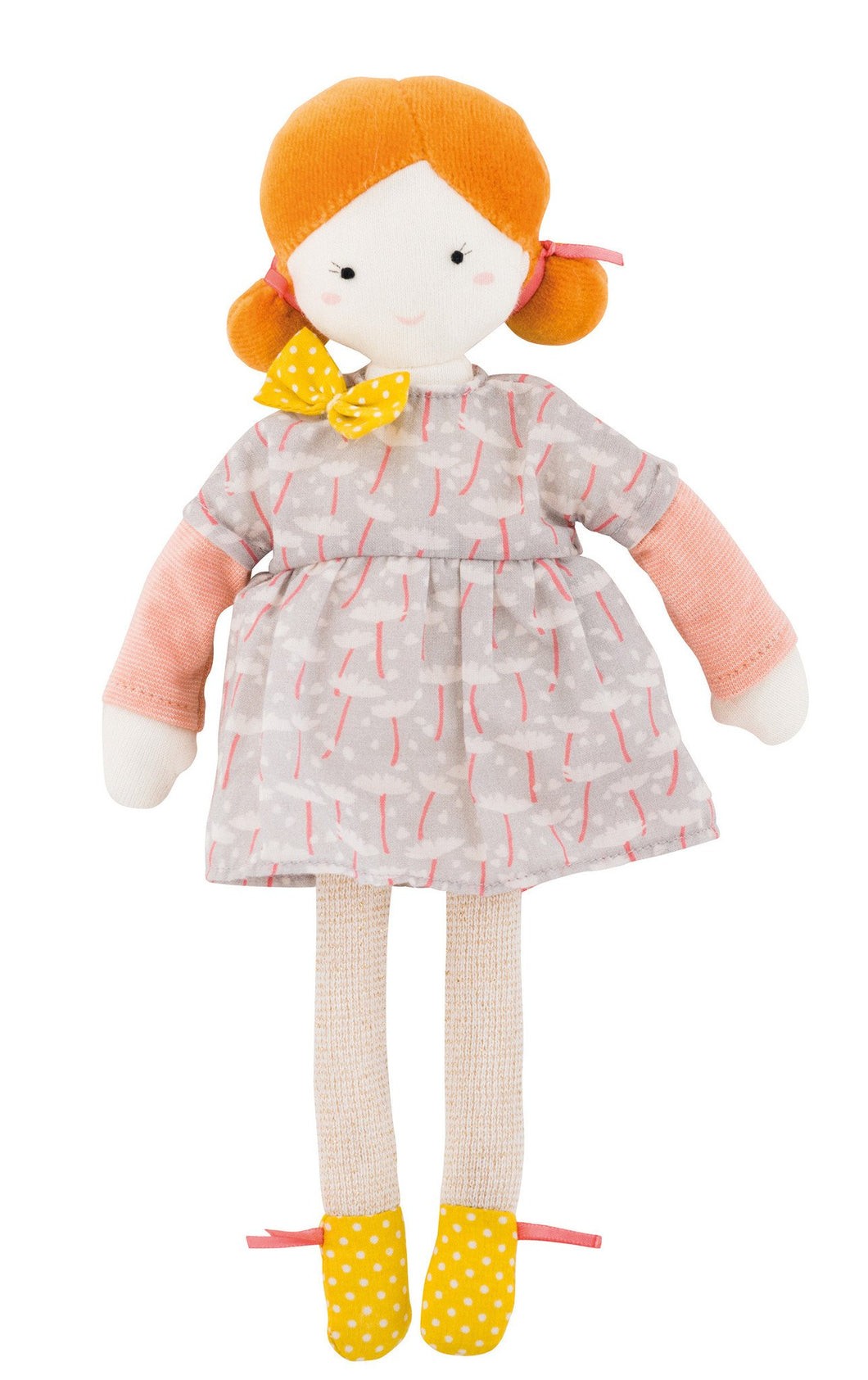 Moulin Roty Mademoiselle Blanche Plush
