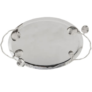 Michael Aram Botanical Leaf Oval Tray - Medium