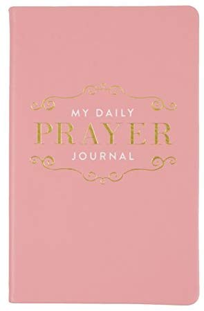 My Daily Prayer Journal - Pink