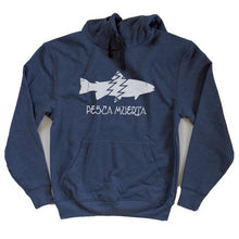 Load image into Gallery viewer, Pesca x Recover Recycled Pullover Hoody - Pesca Muerta