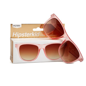 FCTRY Polarized Baby GOLDs Sunglasses - Rosé