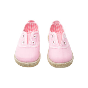 Chus Parker Espidrilles - Baby Pink