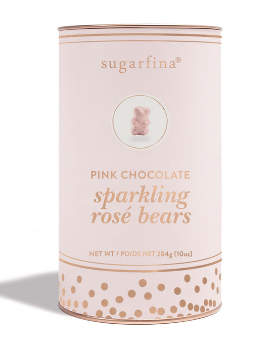 Sugarfina Sparkle Chocolate Rose Bears