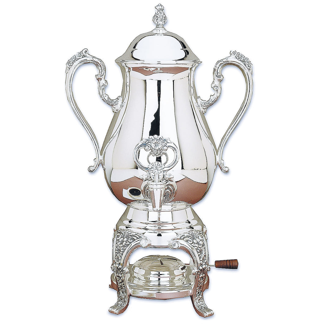 Reed & Barton Burgundy Silverplate 25-cup Coffee Urn