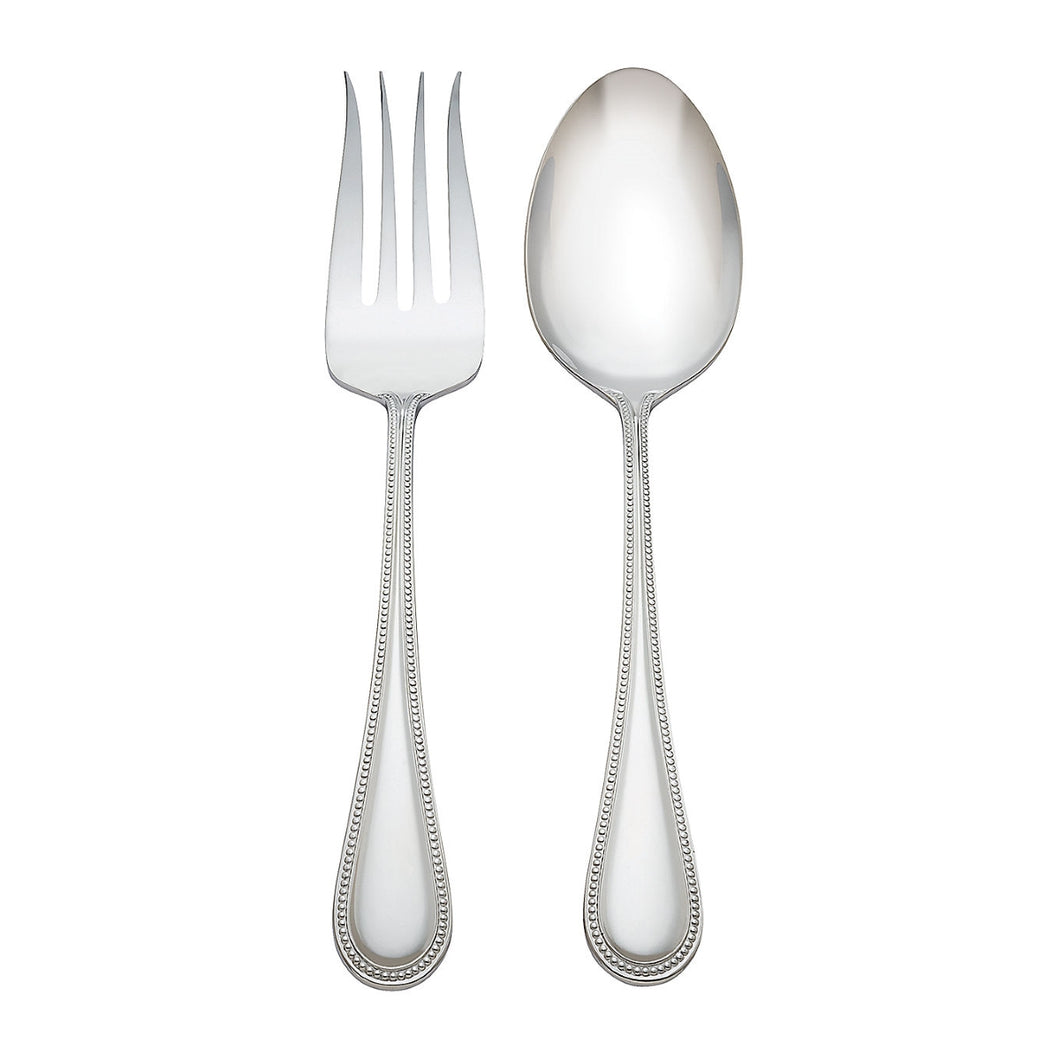 Reed & Barton Lyndon 2pc Salad Set