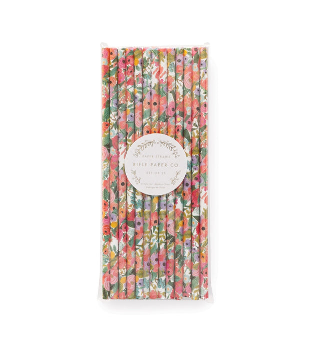 Rifle Paper Co. Garden Party Straws