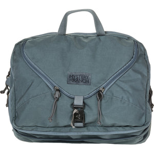 Mystery Ranch 3 Way Expandable Briefcase - Slate Blue