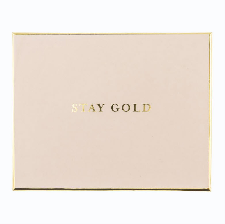 Stay Gold Graphique Cards