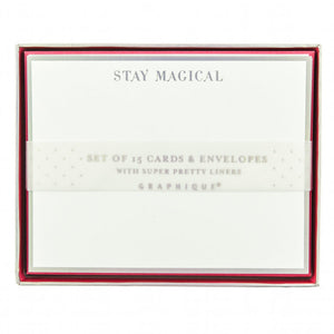 Stay Magical Cards