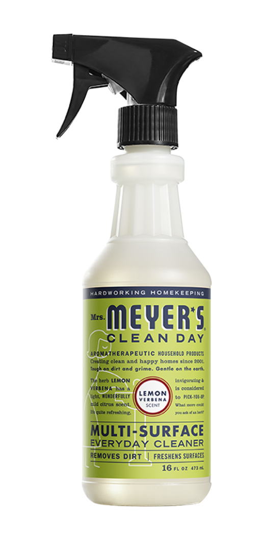 Mrs. Meyers Clean Day - Lemon Verbena Multi-Surface Everyday Cleaner