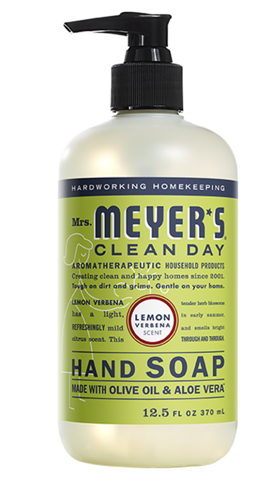 Mrs. Meyers Clean Day - Lemon Verbana Hand Soap