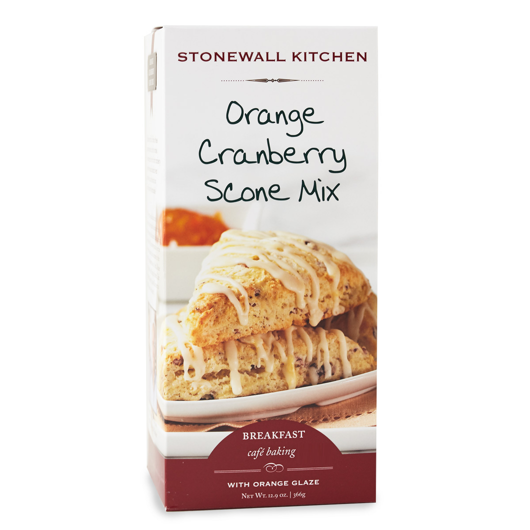 Orange Cranberry Scone Mix by Stonewall Kitchen