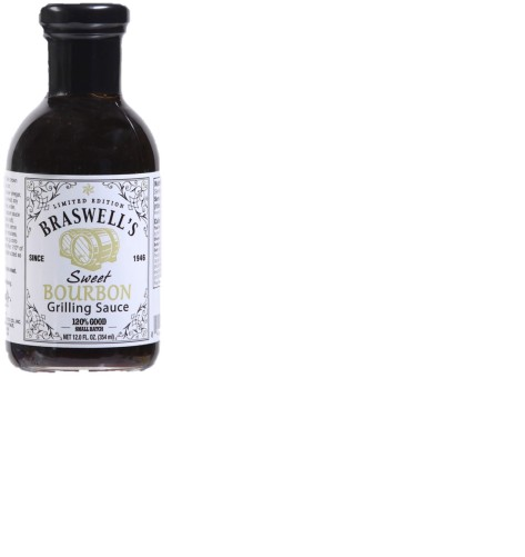Braswell's Sweet Bourbon Grilling Sauce
