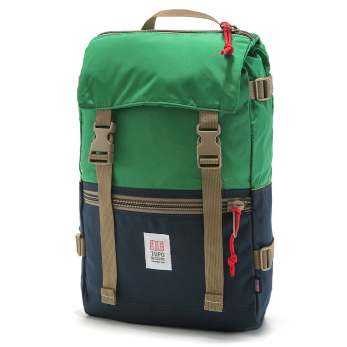 Topo Rover Pack - Kelly/Navy