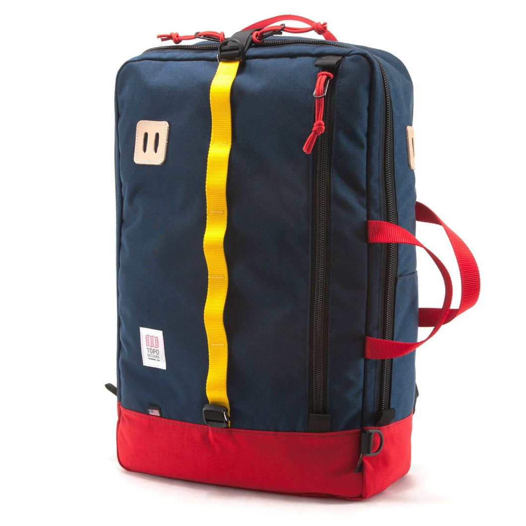 Topo Travel Bag - Navy